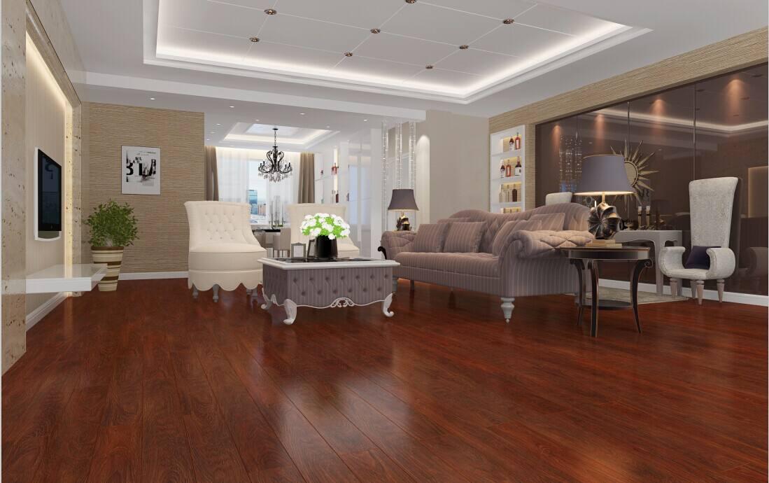 解析实木复合地板和强化复合地板那个好