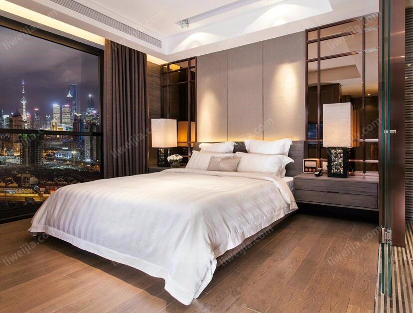 高層酒店客房裝修效果圖